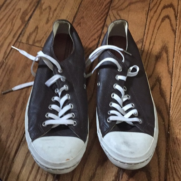 a6964074b2ef Converse Other - 🎈Last Call🎈Converse All Star leather sneakers